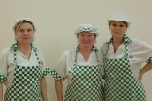 Kitchen Staff KD