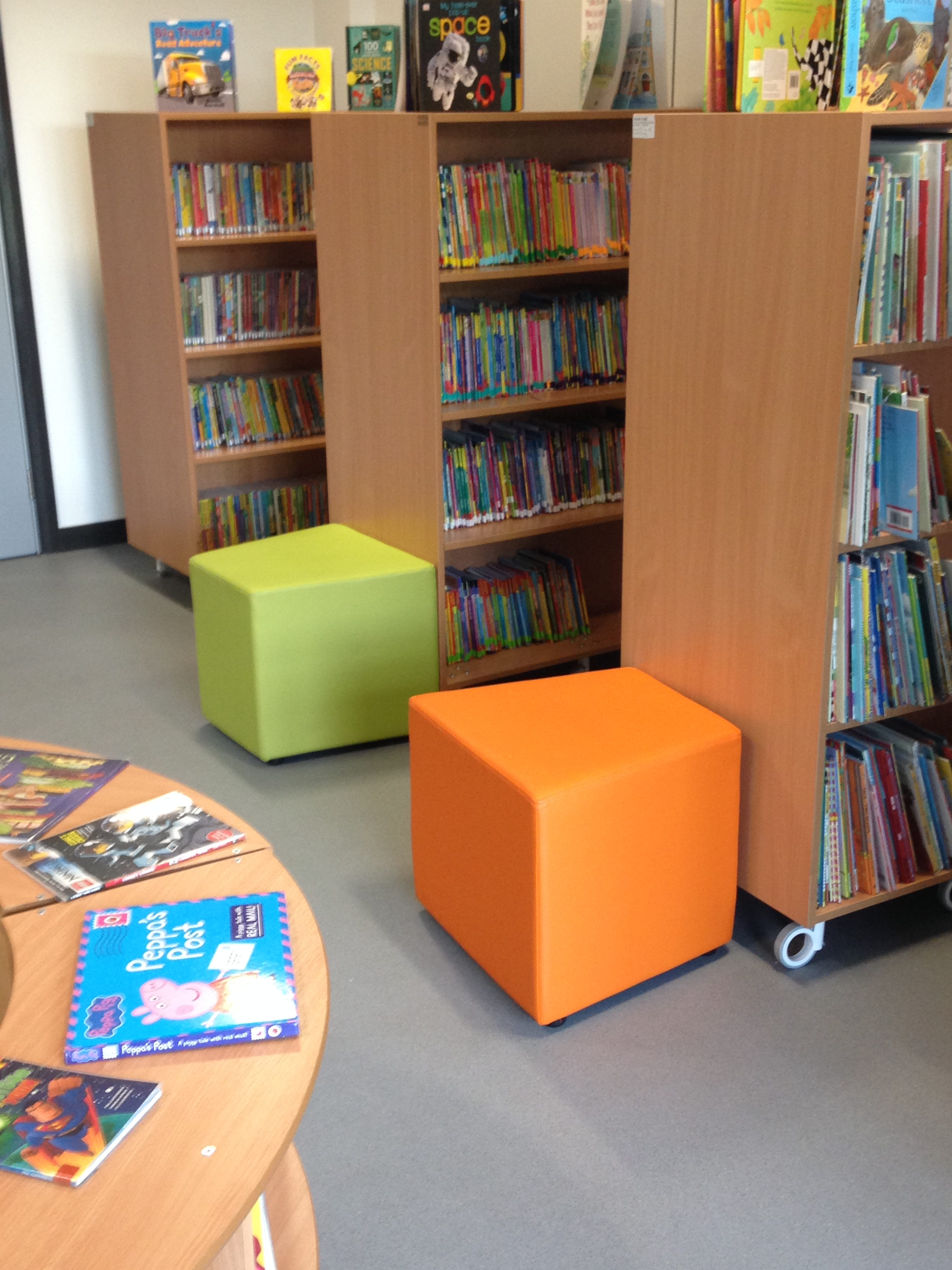 Kersall Drive Library